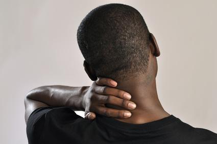 Neck pain - Chiropractor